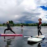 Yoga Sechs-Seen-Platte
