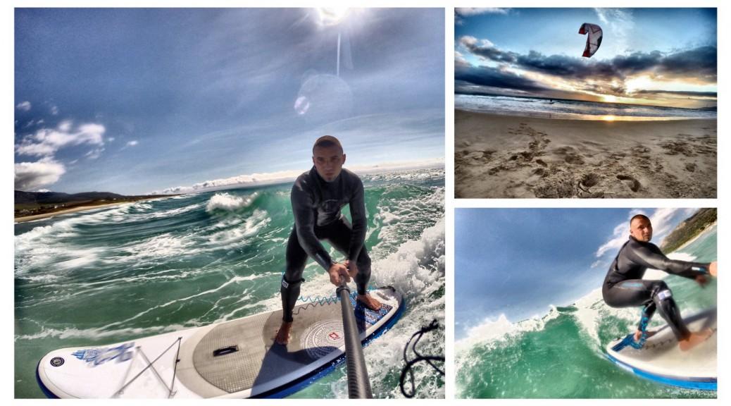 Kiteboarding SUP Tarifa