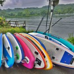 inflatable (aufblasbar) Stand Up Paddling Board