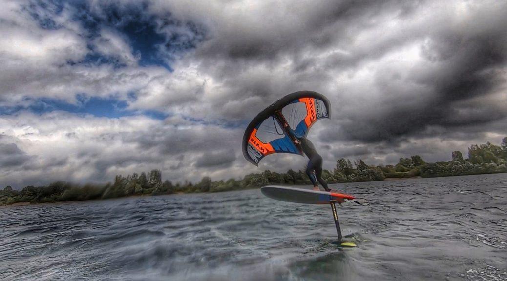 Wing Surfen NRW